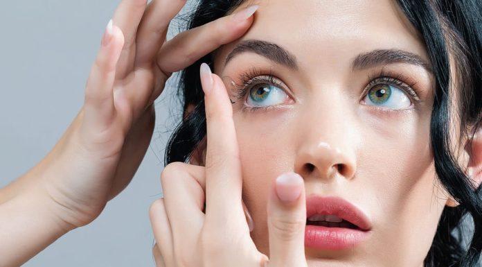 lentilles de contact